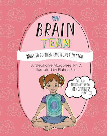 My Brain Team Book Front Cover